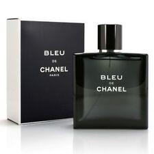 NIB Bleu de Chanel Pour Homme 3.4 oz. Men Perfume Cologne Fragrance