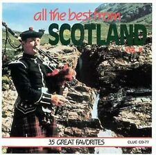 All The Best From Scotland: 20 Great Favorites, Vol. 2 -