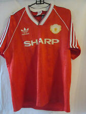 Manchester United 1988-1990 Home Football Shirt Size Small /10788 Man Utd