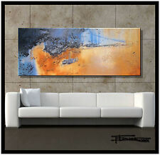 Abstract Painting Modern Canvas wall art Large Framed USA  ELOISExxx