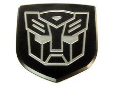 Dodge Neon SRT 4 SRT4 Custom Front Emblem Badge - Black Autobot