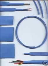 12.7mm BLUE HEATSHRINK TUBING HEAT SHRINK per metre