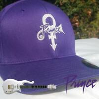 Prince Love Symbol Purple Rain Baseball Hat Cap for the Super fans!!