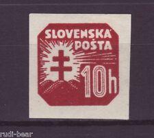 Slowakei Nr.   58 *  Zeitungsmarken