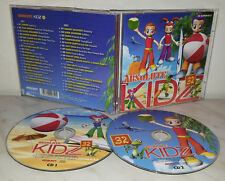 2 CD ABSOLUTE KIDZ 32 - AVICII LADY GAGA RIHANNA CLARKSON KATY PERRY GUETTA