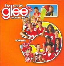 GLEE: THE MUSIC, VOLUME 5 CD GLEE CAST BRAND NEW SEALED