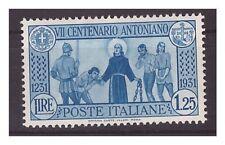 REGNO 1931 -  S. ANTONIO  Lire 1,25  NUOVO *