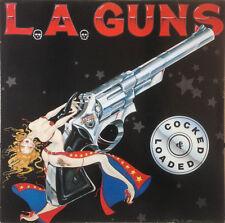 33 LP L.A. Guns – Cocked & Loaded Vertigo – 838 592-1 EU 1989