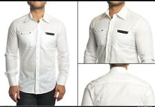 NWT $ 119 Casual White MONDO Shirt ,size Large