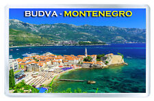BUDVA MONTENEGRO MOD2 FRIDGE MAGNET SOUVENIR IMAN NEVERA