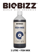 BioBizz Fish Mix 1L Organic Plant Nutrient Food Hydroponics top Dutchbrand