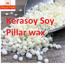 Kerax KeraSoy PILLAR Blend Wax Natural Soya For Candles Melts MULTI VARIATIONS