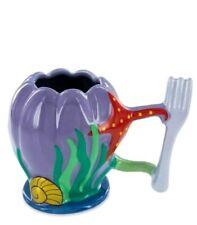 Disney The Little Mermaid Mug Dinglehopper Sculpted Coffee Fairytale Collection