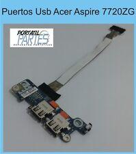 Puertos Usb Acer Aspire 7720ZG Usb Board ICL50 LS-3551P