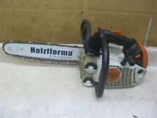 "STIHL MS192T 30CC 1.7HP TOPHANDLE ONE-HAND CLIMBING SAW +14"" NEW CHAIN+BAR"