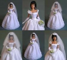 Sherry  Wedding dress for Sybarite/Tyler/Fashion Royalty Poppy Parker Doll TYO6