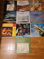 10 Classical LP Vinyl Record Lot Rachmaninoff Berstein Ormandy Brahms MORE