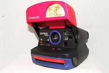 Polaroid Spice Camera! tested, works great! artist's impossible film lomography