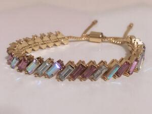 Baublebar Crystal Bracelet In Multicolor