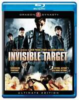 New: Invisible Target (Ultimate Edition) [Blu-ray] Widescreen, Subtitled, NTSC,