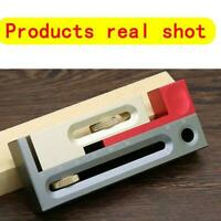 Table Saw Slot Adjuster Mortise & Tenon Tool Woodworking Movable Maker J2R0