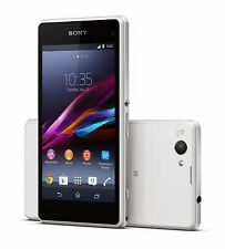 Sony Ericsson Xperia Z1 Compact D5503 16GB 20.7 MP Unlocked Mobile Phone (White)