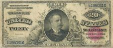 1891 $20 SILVER CERTIFICATE ~ RED SEAL ~ FR. 317 ~ DANIEL MANNING ~ VERY SCARCE