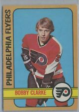 1972-73 O-Pee-Chee #14 Bobby Clarke Philadelphia Flyers EX+