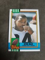 1990 Topps Football Card #165 Kevin Mack - Cleveland Browns