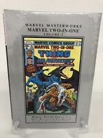 Marvel Two-In-One Volume 3 The THING Marvel Masterworks HC Hard Cover New Sealed