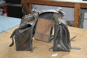 old vintage leather bags chopper Knucklhead Panhead Shovel FXR Dyna XL EP23316