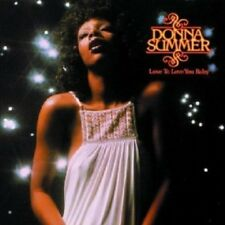 DONNA SUMMER - LOVE TO LOVE YOU BABY  CD  6 TRACKS INTERNATIONAL POP  NEW+