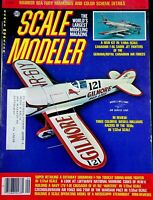 Vtg Scale Modeler Magazine September 1979 Wedell-Williams Racers 1930's m138