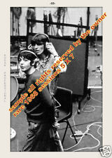 THE BEATLES SET OF 10  PHOTOS 1966 >1969 ONLY 1 SET OF THESE 10 + 3 gift photos