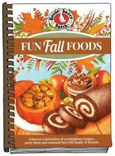 Fun Fall Foods by Gooseberry Patch (2016, Hardcover)