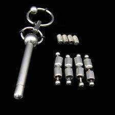 1| Plug d'urêtre-chastity urethral-stretching-plug urétre/plug-urétre-urétral