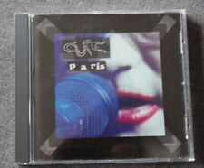 The Cure, Paris, CD