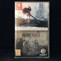 Child of Light : Ultimate Edition & Valiant Hearts : The Great Wars (Switch) PAL