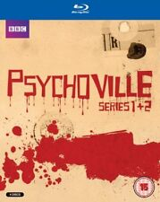 Psychoville Series 1 and 2 Blu-ray Region