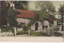 Bonchurch, Isle of Wight F.G.O. Stuart 169 Postcard B800
