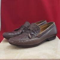 Johnston & Murphy Brown Men's Loafers Size 8