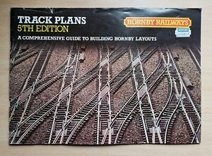 Hornby Railways Track Plans 5th Edition 1979 - Good Used Condition