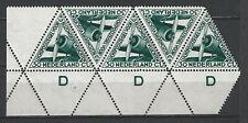 LP 10 luchtpost 10 MNH PF blok sheet NVPH Nederland Netherlands airmail 1933