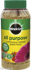 Miracle-gro Slow Continuous Release All Purpose Plant Food 1kg Shaker Jar