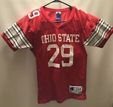 VTG Youth Ohio State Buckeye  29 Pepe Pearson Champion Brand Jersey Sz S 6- 775d4f25d