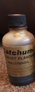 Original rare Rod Hutchinson / Catchum Watersnail boilie Flavour
