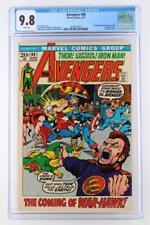 Avengers #98 -MINT- CGC 9.8 NM/MT - Marvel 1972 - Hercules Returns!