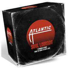 Various Artists : Atlantic Soul Legends: 20 Original Albums from Tge Iconic