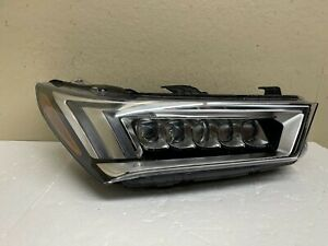 2017 2018 2019 2020 Acura MDX right Headlight Full LED OEM Complete *Excellent!*