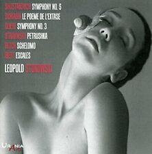 STOKOWSKI PLAYS THE XX CENTURY - STOKOWSKI LEOPOLD  BERLINER PH [CD]